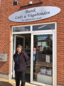 Butik Lady & Vagabonden