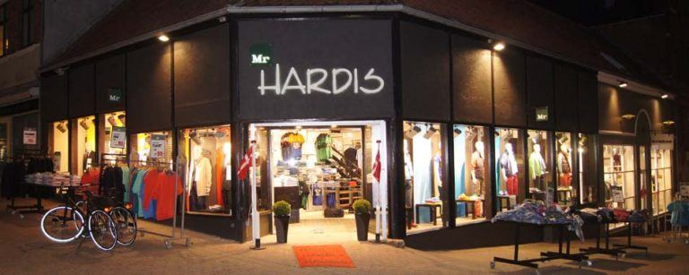Mr Hardis Svendborg